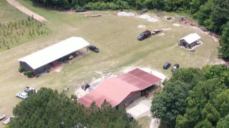 Authorities say two members of the Murdaugh family were shot to death Monday night at their...