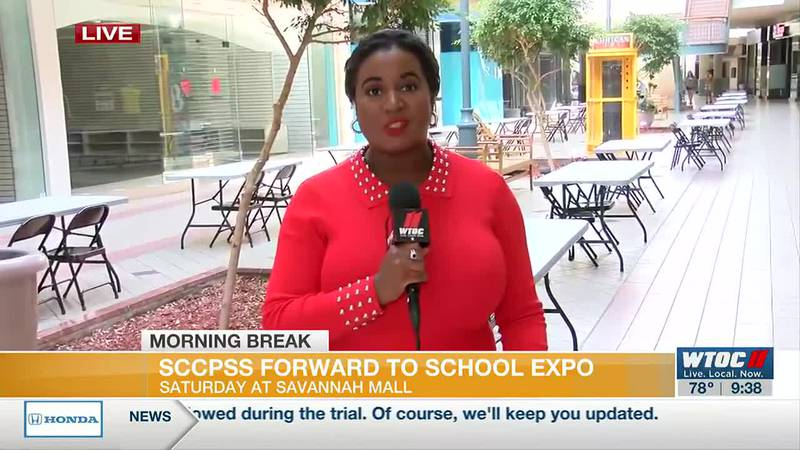 SCCPSS Forward to School Expo
