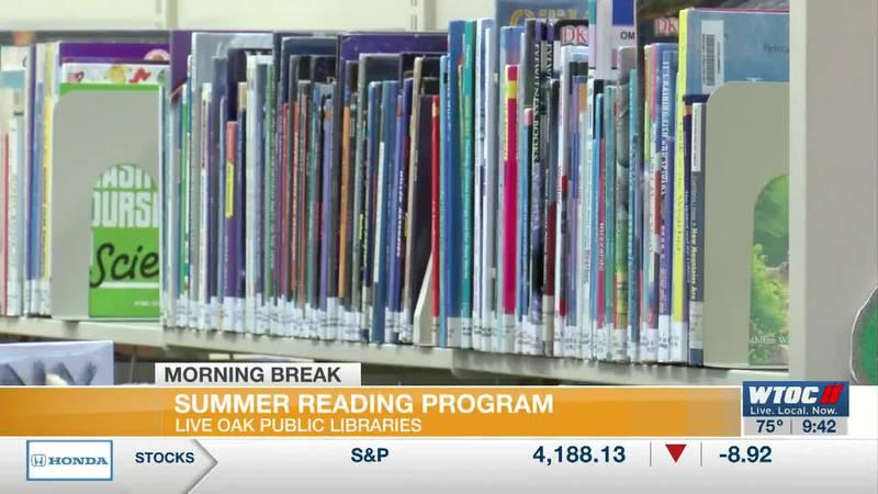 Live Oak Public Libraries Summer Reading Program begins