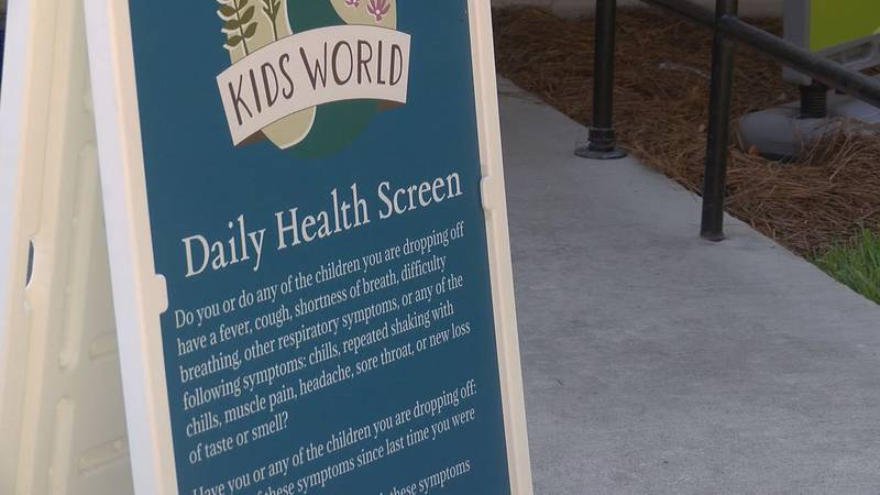 Statesboro daycare center reacts to policy changes after two COVID-related deaths among...