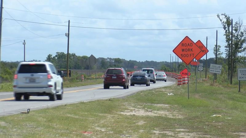 If you drive on Highway 17, across from the Talmadge Bridge, you are aware there is a major...