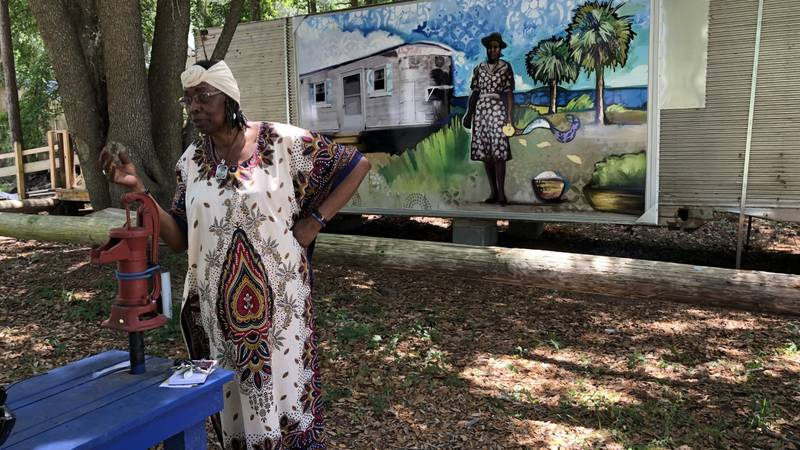 Louise Miller Cohen is a storyteller and the founder of the Gullah Museum is ready to share her...