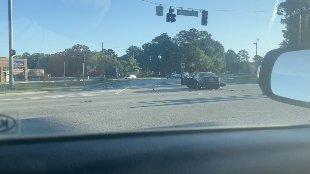Savannah Police responded to an early morning crash involving an Acura TSX and motorcycle on...