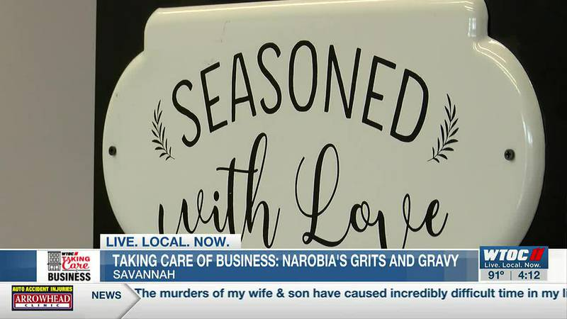 Taking Care of Business: Narobia's Grits and Gravy