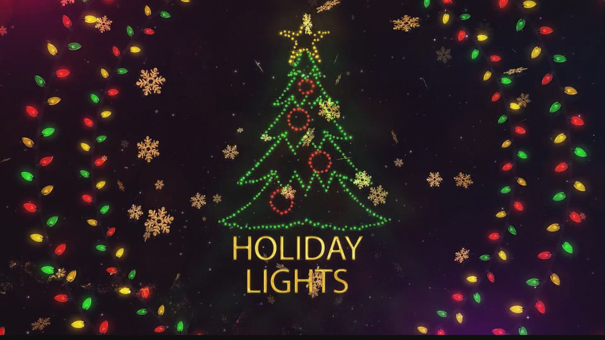 WTOC Holiday Lights Special