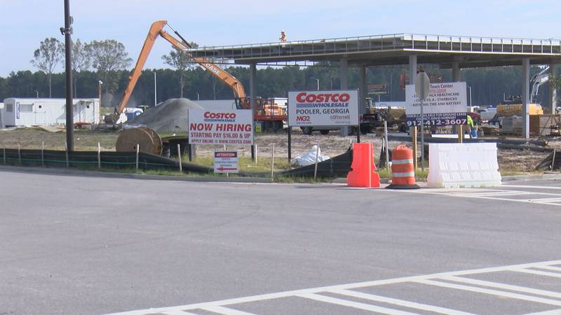 The opening date for the new Costco in Pooler is set for Nov. 18, 2021.