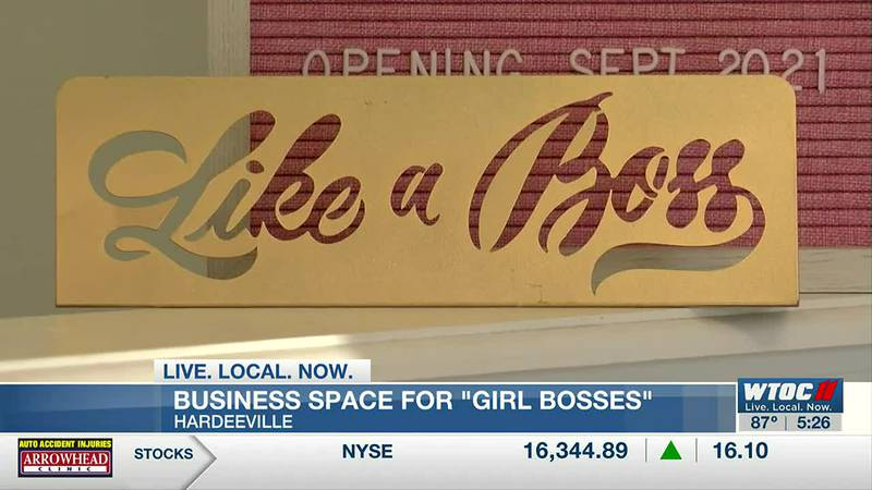 New beauty, business co-op opens just for women