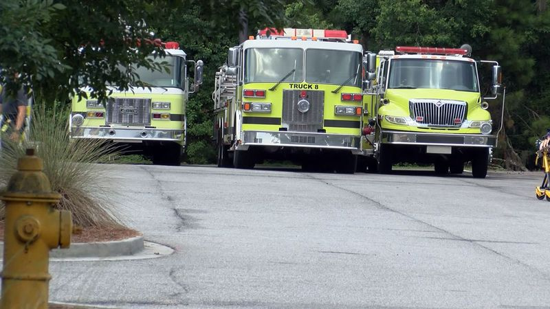 Virtual meeting being held to discuss fire services for unincorporated areas of Chatham Co.