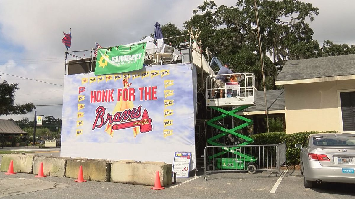 The Atlanta Braves started the postseason on Wednesday. A run they hope will take them all the...