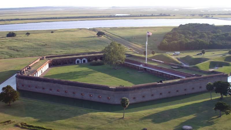 Fort Pulaski (Source: www.nps.gov)
