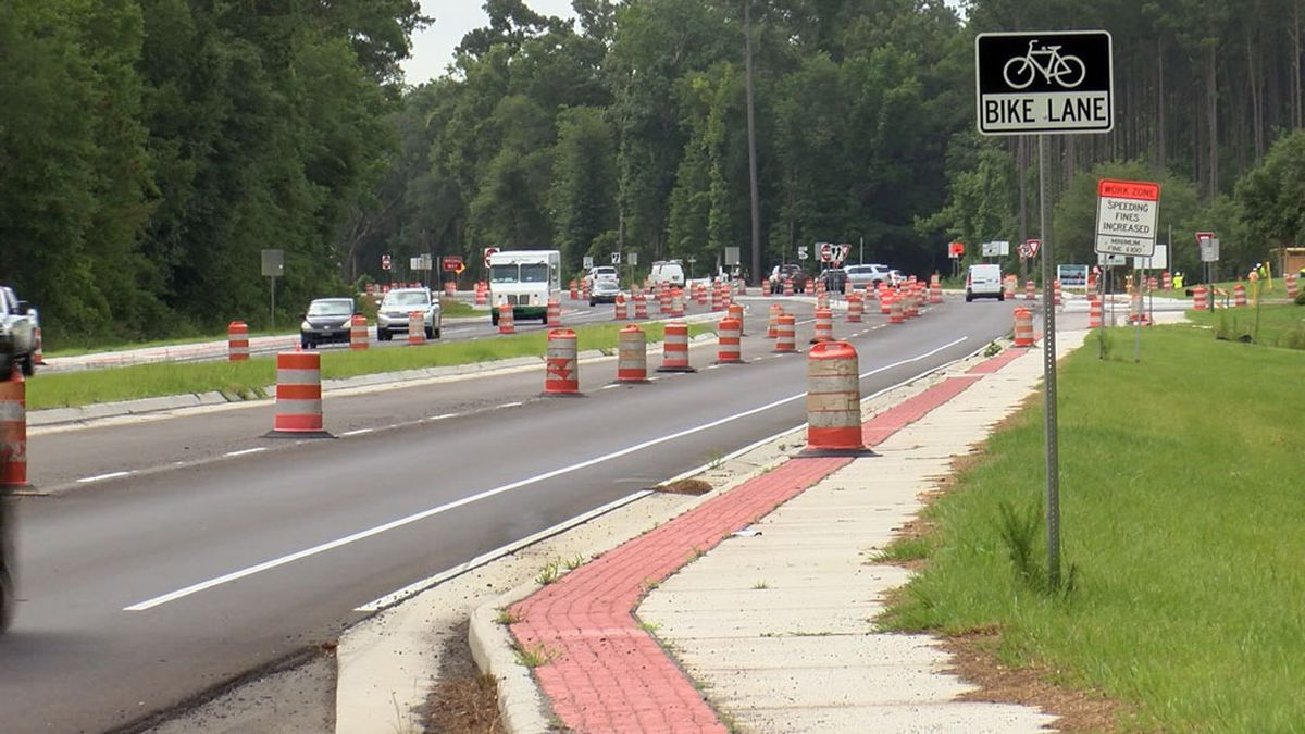 The orange barrels along Highway 144 in Richmond Hill will be going away soon, but there is...
