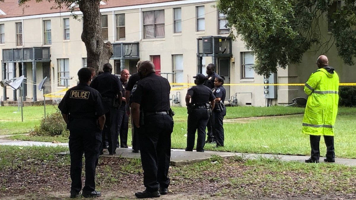 Savannah Police are investigating a shooting Thursday morning in Yamacraw Village.