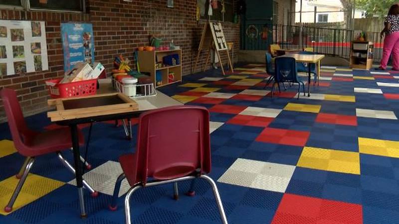 Outdoor Classroom, Wesley Community Centers of Savannah