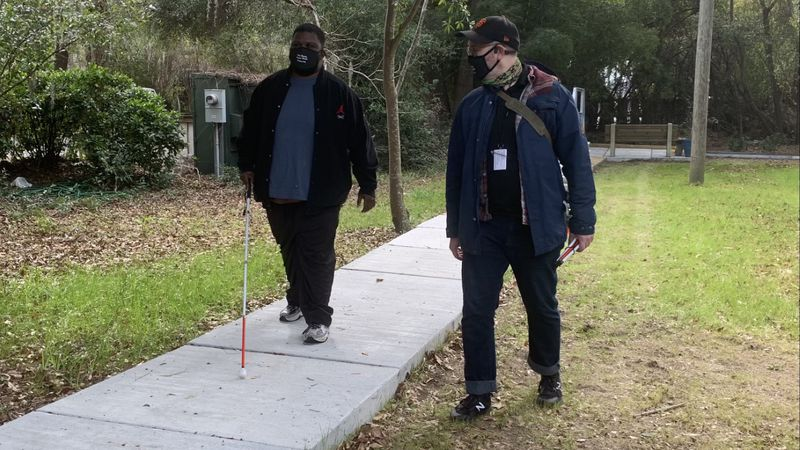 The Savannah Center for Blind and Low Vision helps students navigate the darkness through a...