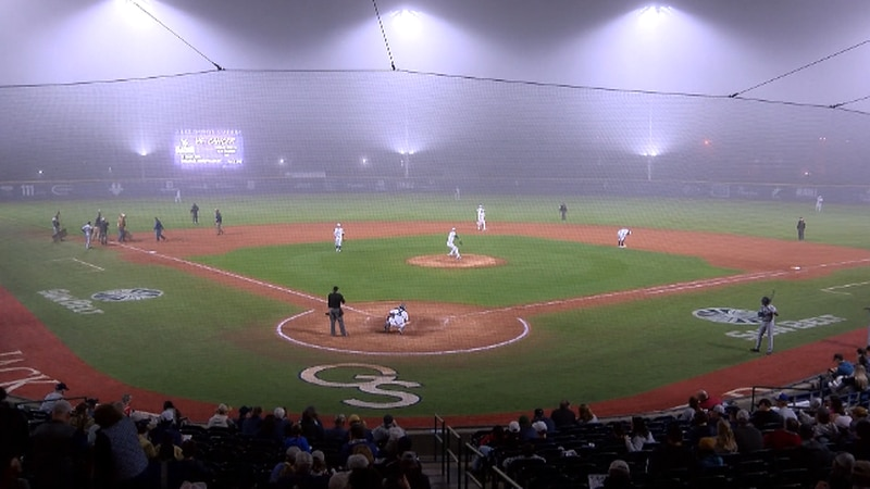 The first event with no attendance restrictions will be the Eagles' home baseball game vs....