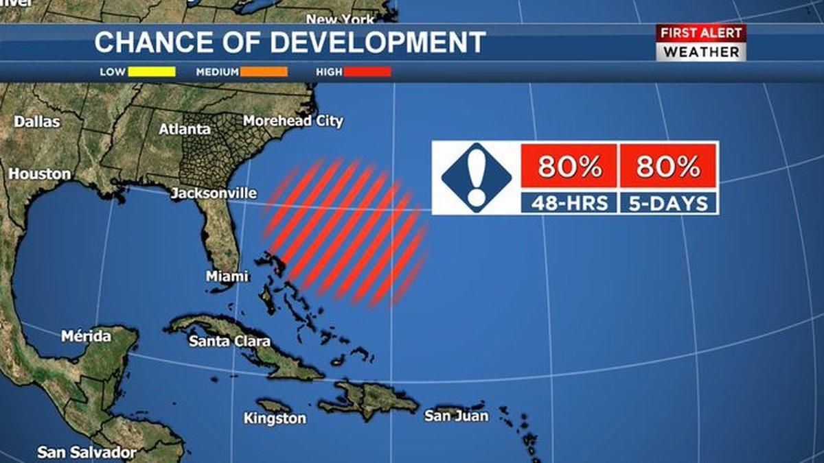 WTOC Tropical Update