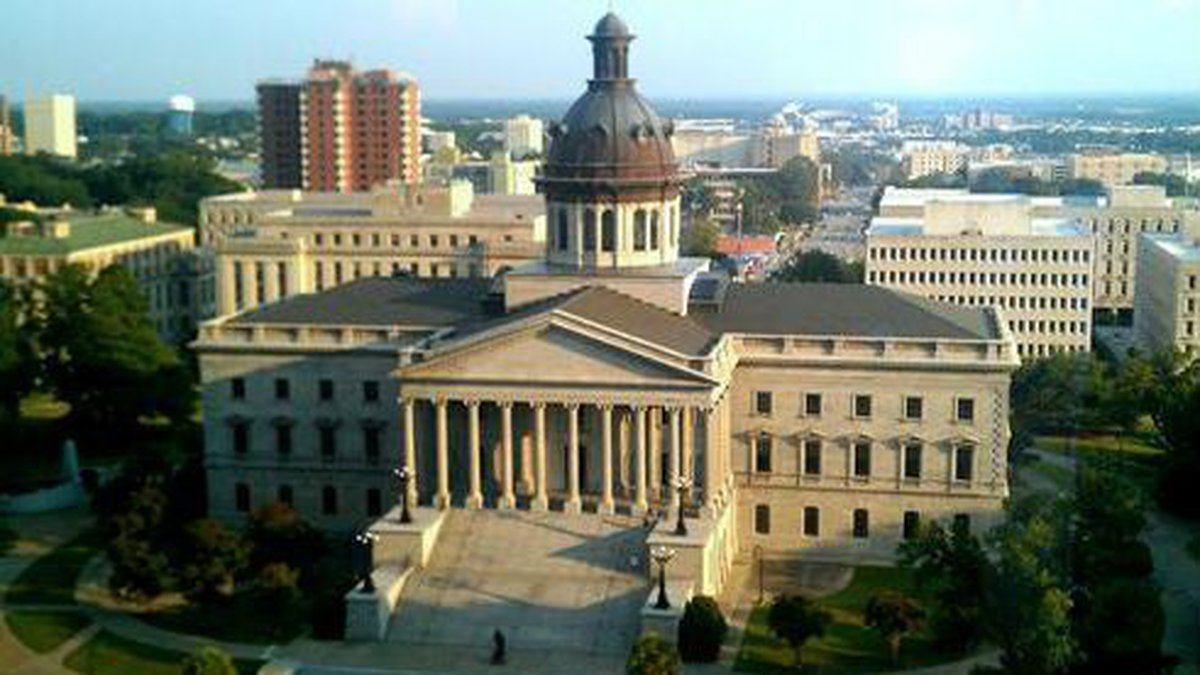 South Carolina candidates for governor are responding to a federal judge's ruling for...