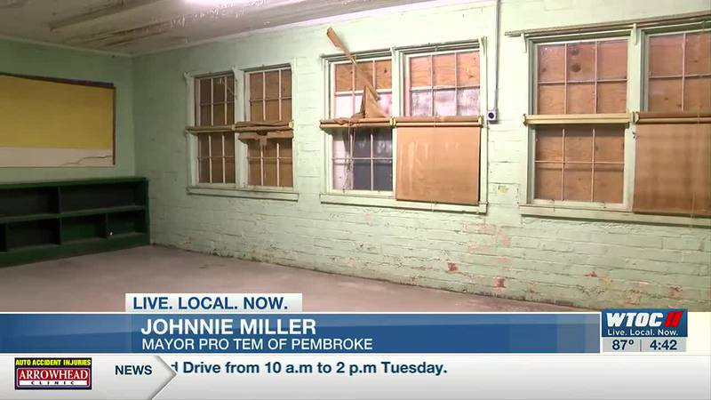 Former Pembroke school turning into historic museum
