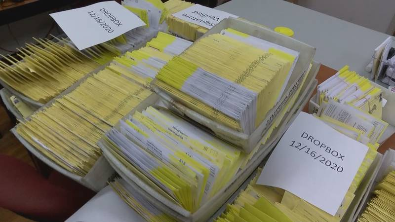 Chatham County election official react to absentee voter ID law