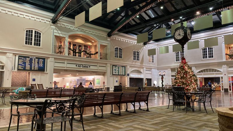 The Savannah/Hilton Head International Airport could screen as many as 6,000 passengers in a...