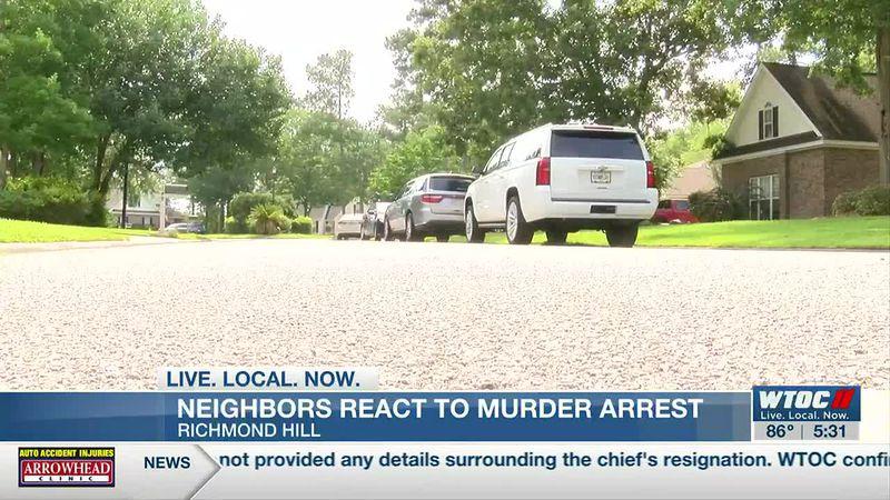 Man arrested for murder in Richmond Hill