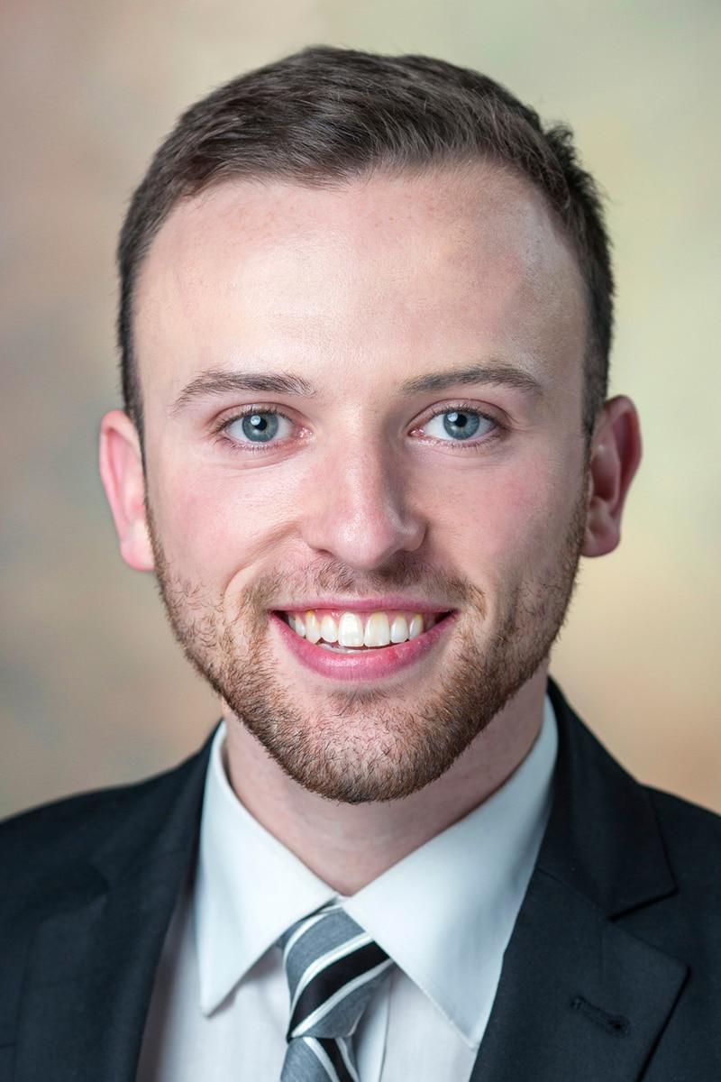 Headshot of Cutter Martin, Meteorologist