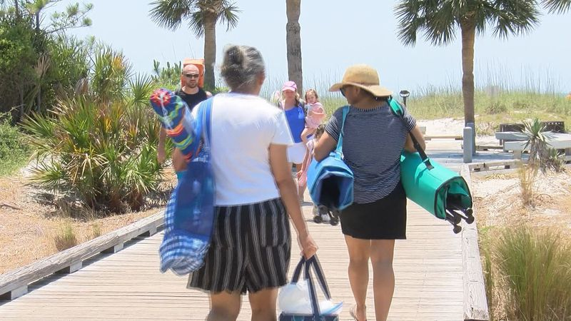 The town of Hilton Head Island is already busy ahead of Memorial Day and say they don't expect...