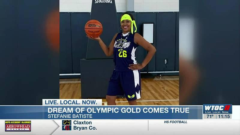 Woman from Savannah wins gold at GA Golden Olympics