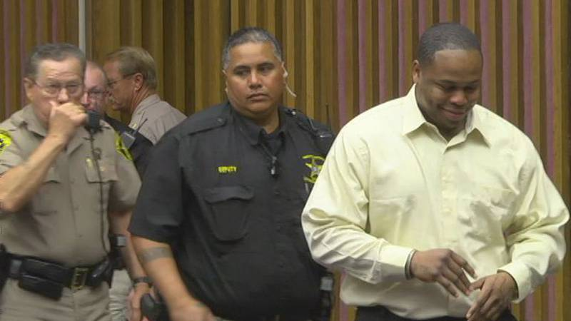 Sandy Mitchell Jr., convicted of 2012 murder of Columbus cab driver