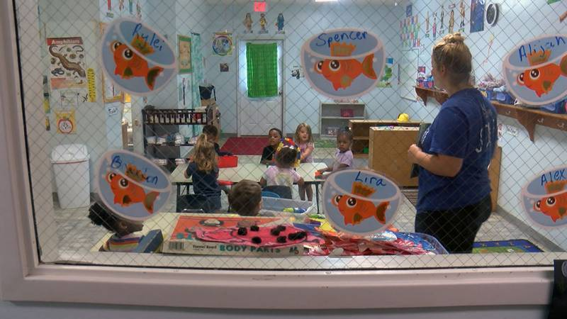 Daycare providers across Georgia are desperately searching for employees.