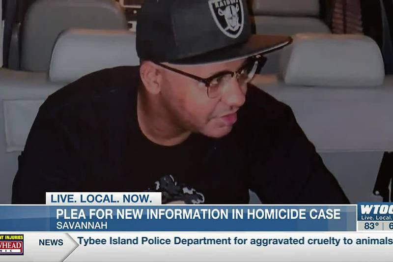 Kareem Smalls' family, detectives plea for new information in case