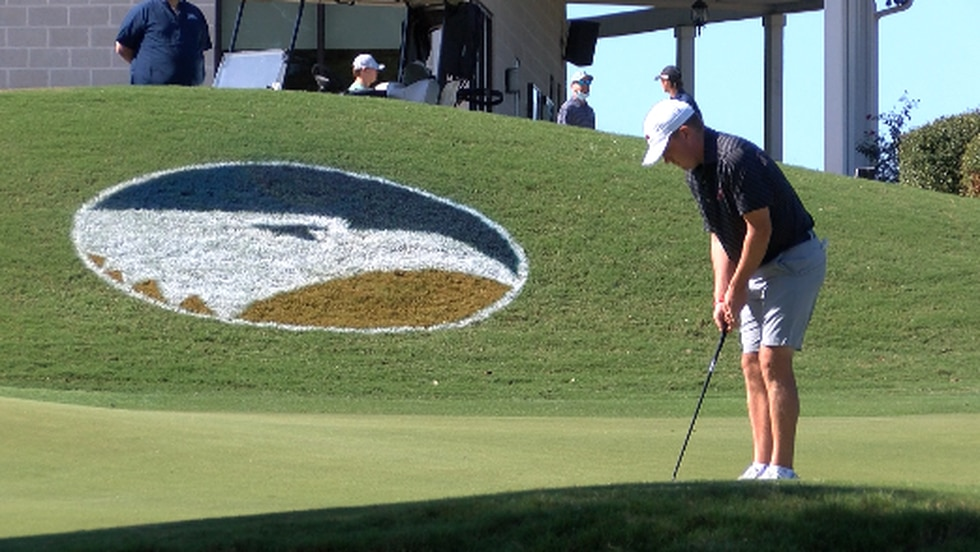 Six other teams are looking up at Southern entering Tuesday's final round.