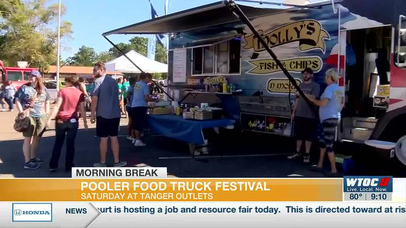Pooler Food Truck Festival preview