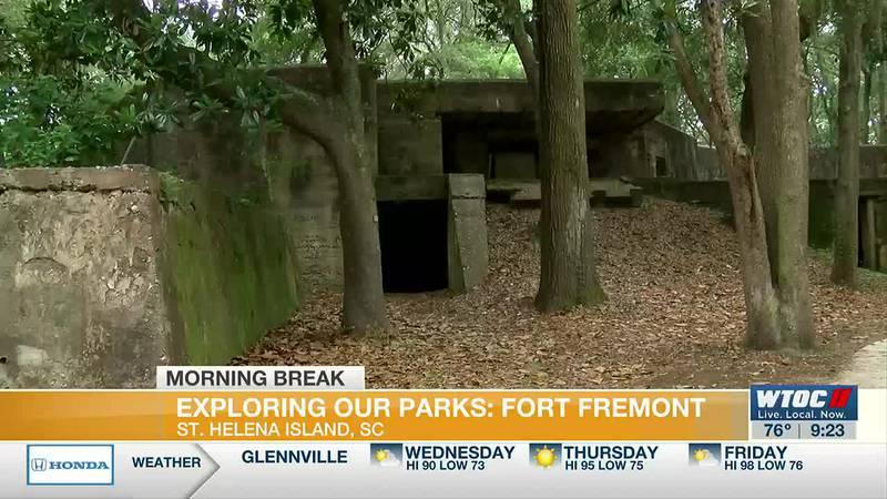 Exploring Our Parks: Fort Fremont
