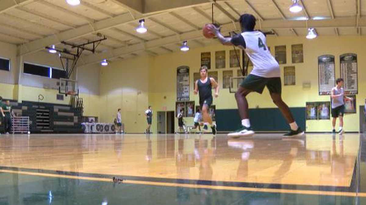 Bulloch Academy faces top prospect Anthony Edwards and Holy Spirit Prep in the GISA Class AAA...