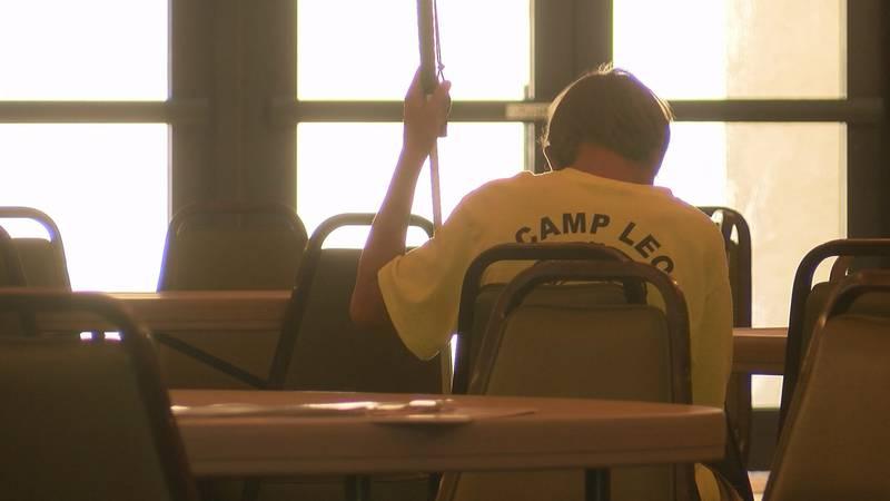 Camp Leo returns in Summer 2021.