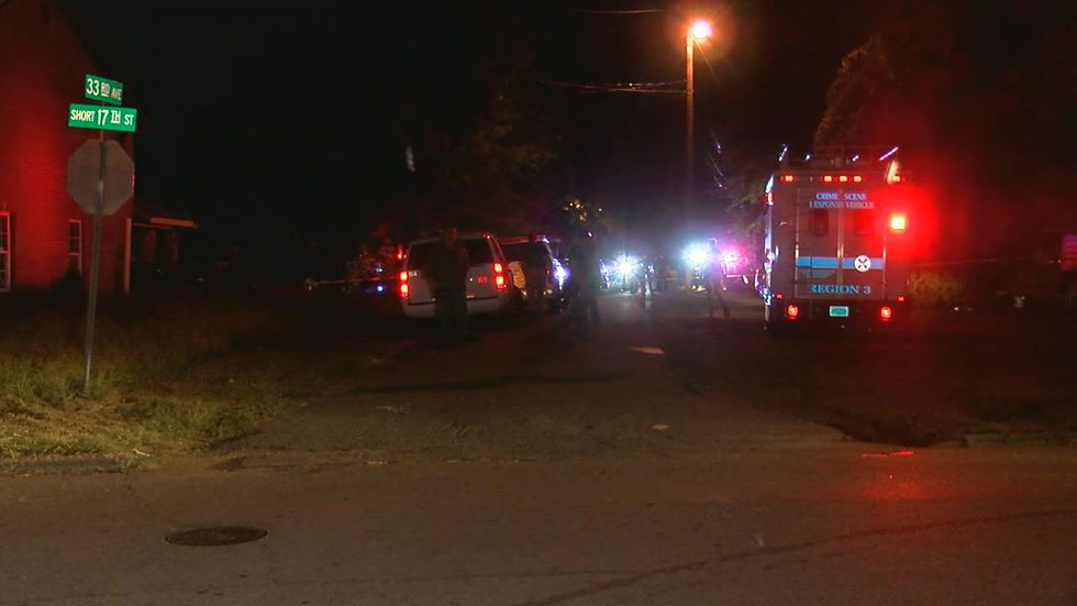 Officer shot in west Tuscaloosa