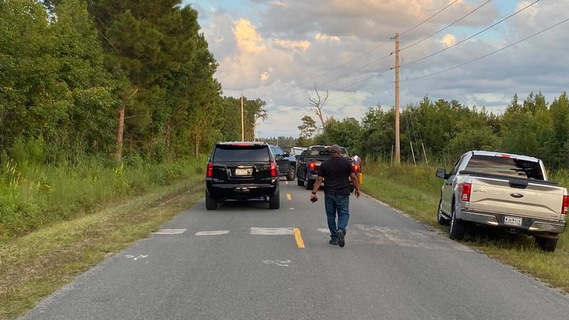 The South Carolina Law Enforcement Division says Alex Murdaugh was shot in Hampton County early...