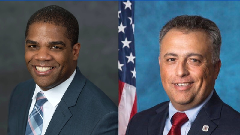Terry Dade and Frank Rodriguez are finalists to be the Beaufort County School District's next...
