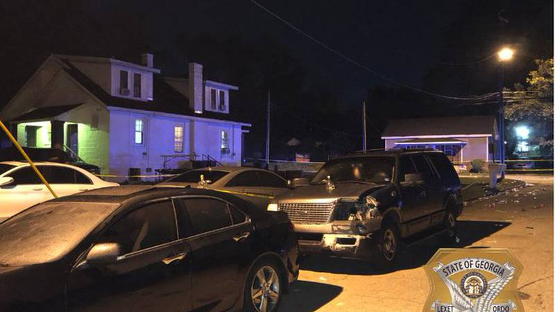 The Georgia Bureau of Investigation is investigating a shooting that killed one and injured...