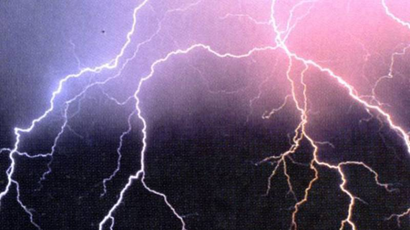 Lightning is the number two storm related killer.