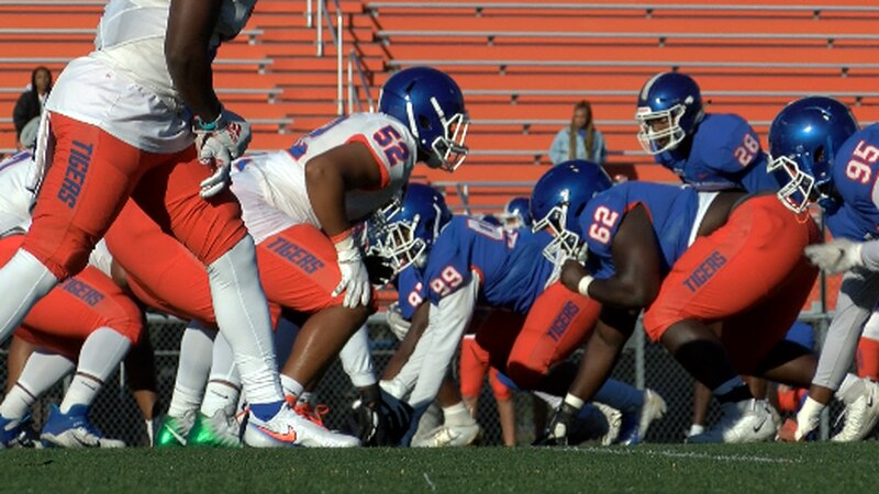 Savannah State closed out their fall practice period with an intrasquad scrimmage Wednesday...